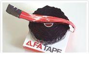 R1-5-8AJP LLFAテープ LLFAアルファー自己融着テープ 赤 R158AJP 【送料無料】