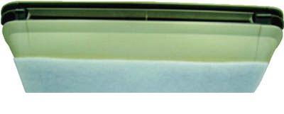 【あす楽対応】橋本クロス [L10050] カットフィルター 20枚 L10050 【送料無料】