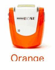 【海外手配品 納期-約1.5ヶ月】[PRM1100-R01-D012-000] 放射線測定器 miniDOSE PRM1100 オレンジ PRM1100R01D012-000 【送料無料】