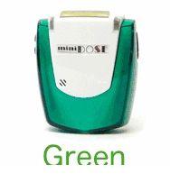 【海外手配品 納期-約1.5ヶ月】[PRM1100-R01-D013-000] 放射線測定器 miniDOSE PRM1100 グリーン PRM1100R01D013-000 【送料無料】