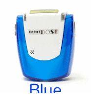 [PRM1100-R01-D014-000] 放射線測定器 miniDOSE PRM1100 青 PRM1100R01D014-000
