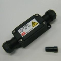 オーム電機 JB-WS304E 10個入 防水型中継ボックス JBWS304E