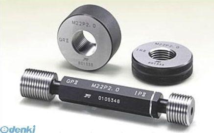 測範社 GR2WR2 8-1.25 メートルネジリングゲージ並目 GR2WR281.25