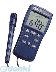 TES TES-1364 温湿度測定器 TES1364