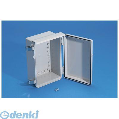 タカチ BCAR354516T 直送 代引不可・他メーカー同梱不可 BCAR型防水・防塵ルーフ付プラボックス カバー/透明・ボディー/ホワイトグレー