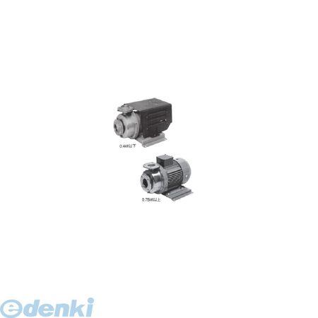 荏原製作所 エバラ 50SCD61.5B 直送 代引不可・他メーカー同梱不可 SCD型ステンレス製渦巻ポンプ