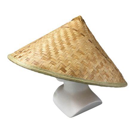 【個数:12個】ヤマショウ YTH-001 【12個入】 竹カサ帽子YTH001