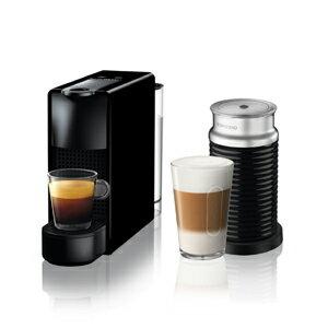 ネスレ[C30BKA3B] ネスプレッソコーヒーメーカー バンドルセット ピアノブラック エッセンサミニ