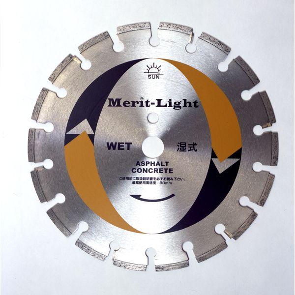 旭ダイヤモンド 2005263 メリットライト 14インチ 2.8X27