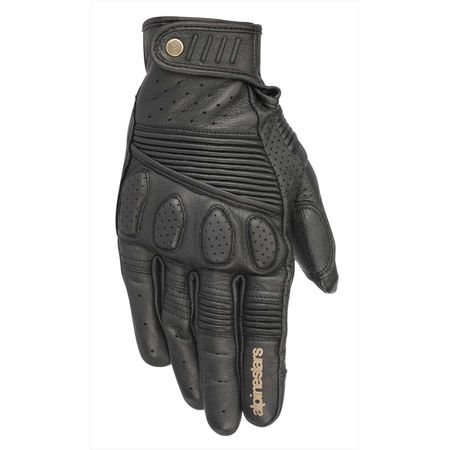 アルパインスターズ(alpinestars)[8033637030104] CRAZY EIGHT GLOVE BLACK BLACK L