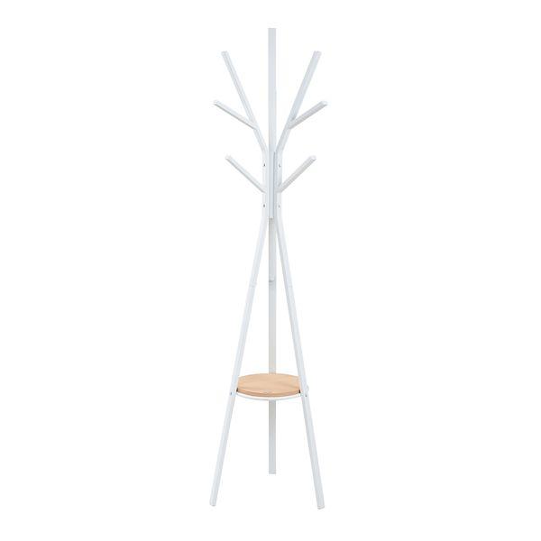 【お客様組立】JKプラン DRT-1006-WH 直送 代引不可・他メーカー同梱不可 【Re・conte】 Rita series Pole HangerDRT1006WH