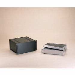 タカチ電機工業 [ERH44-20S] 「直送」【代引不可・他メーカー同梱不可】ERH型取手付ラックケース ERH4420S
