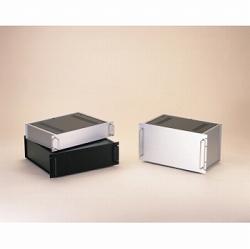 タカチ電機工業 [JRH49-20B] 「直送」【代引不可・他メーカー同梱不可】JRH型取手付ラックケース JRH4920B