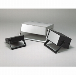 タカチ電機工業 MSN88-21-28G 直送 代引不可・他メーカー同梱不可MSN型ステップハンドル付システムケース MSN882128G