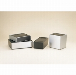 タカチ電機工業 PSL49-43-33BS 直送 代引不可・他メーカー同梱不可PSL型パネル脱着アルミサッシケース PSL494333BS