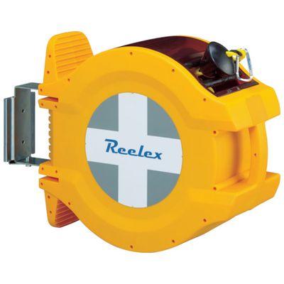 【個数:1個】Reelex BRR-1220 バリアロープリール ロープ長さ20m BRR1220