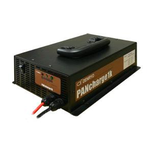 電菱 DENRYO PANcharge1k バッテリー充電器 バッテリーチャージャー PANcharge-1k