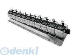 【受注生産品 納期-約2ヶ月】ライン精機 LINE H-102M-10 機械式数取器 H-102M-10 H102M10