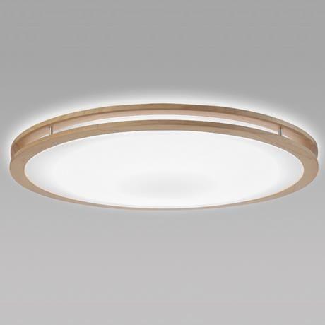 【送料無料】NEC LEDシーリングライト ~12畳用 調光・調色 ホタルック機能付 SLDCD12529SG