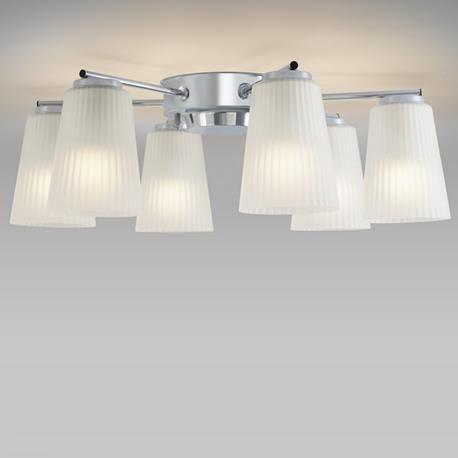 【送料無料】NEC LEDシャンデリア ~10畳用 電球色 SXZ-LE266709L