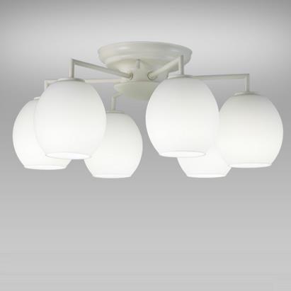 【送料無料】NEC LEDシャンデリア ~6畳用 昼白色 SXZ-LE176701N
