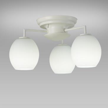 【送料無料】NEC LEDシャンデリア 小形電球50W形相当×3灯 昼白色 SXZ-LE173701N
