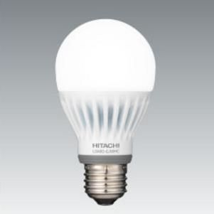 【送料無料】日立 LED電球 一般電球形 60W形相当 電球色 口金E26 広配光タイプ [10個セット] LDA9L-G/60HC-10SET