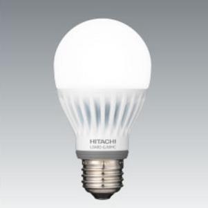 【送料無料】日立 LED電球 一般電球形 60W形相当 電球色 口金E26 広配光タイプ 調光器対応 [10個セット] LDA9L-G/D/60C-10SET