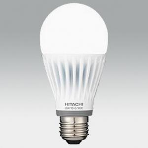 【送料無料】日立 LED電球 一般電球形 80W形相当 電球色 口金E26 広配光タイプ [10個セット] LDA10L-G/80C-10SET