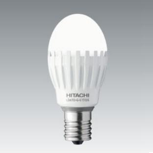 【送料無料】日立 LED電球 小形電球形 40W形相当 昼光色 口金E17 広配光タイプ 調光器対応 [10個セット] LDA7D-G-E17/DS-10SET