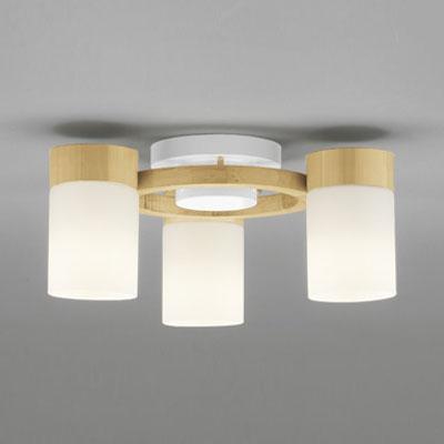 【送料無料】オーデリック LEDシャンデリア 白熱電球60W×3灯相当 電球色 OC257066LD