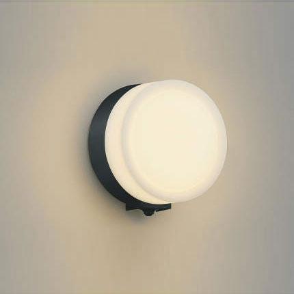 安心の実績 初回限定 高価 買取 強化中 送料無料 コイズミ照明 LEDポーチライト 人感センサ付 AU38132L 電球色 白熱球60W相当