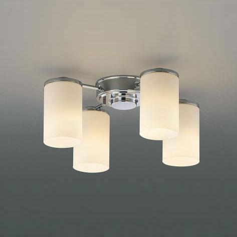 【送料無料】コイズミ照明 LEDシャンデリア ~6畳用 白熱電球60W×4灯相当 電球色 AA39674L