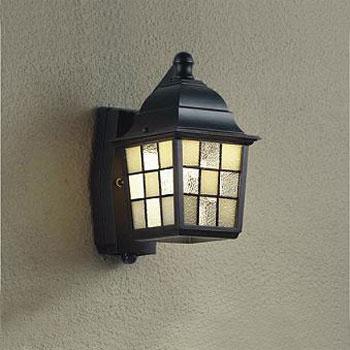 【送料無料】大光電機 LEDポーチライト 人感センサ付 白熱球60W相当 電球色 DWP-38471Y