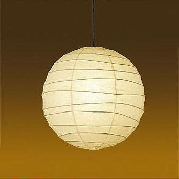 【送料無料】大光電機 LEDペンダントライト 提灯 白熱球100W相当 電球色 DPN-38836Y