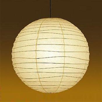 【送料無料】大光電機 LEDペンダントライト 提灯 白熱球100W相当 電球色 DPN-38837Y