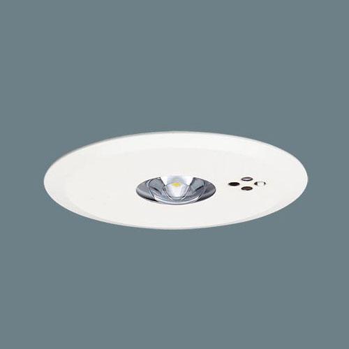 【送料無料】パナソニック LED非常灯 埋込型 Φ100 中天井用 ~6m NNFB93605