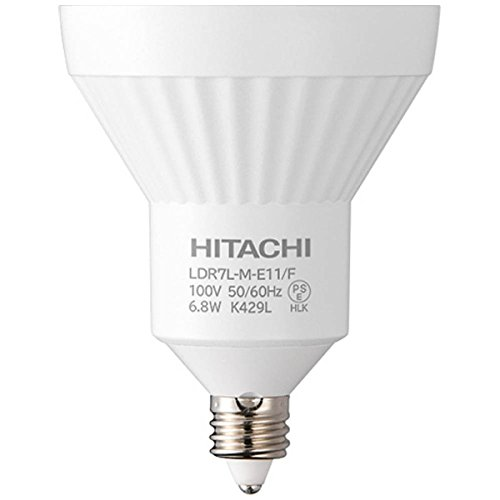 【送料無料】日立 LED電球 ハロゲン電球形 電球色 中角 口金E11 [10個セット] LDR7L-M-E11/F-10SET