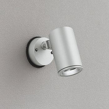 【送料無料】オーデリック LEDエクステリアスポットライト ビーム球150W相当 昼白色 ワイド配光66° シルバー OG254704