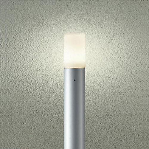 【送料無料】大光電機 LEDエクステリアライト 白熱球60W相当 電球色 シルバー DWP-38633Y