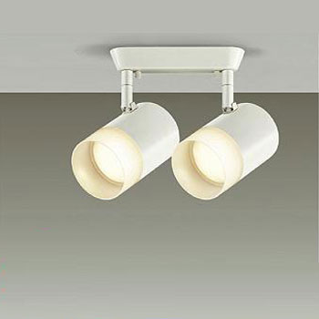 【送料無料】大光電機 LEDスポットライト 白熱球100W×2灯相当 電球色~昼白色 光色切替 調光可 DSL-4718FW