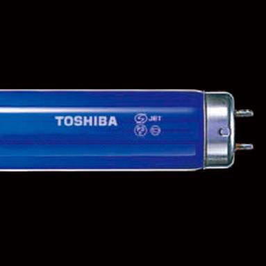 【送料無料】東芝 直管蛍光灯 ブラックライト 32W形 Hf形 FHF32BLB-T-10SET