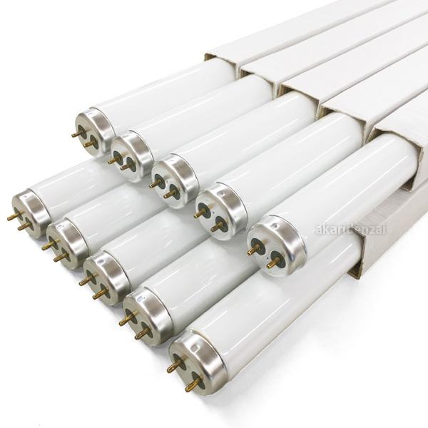 【送料無料】パナソニック 直管蛍光灯 40W形 3波長形昼光色 紫外線吸収膜付 飛散防止膜付 ラピッドスタート形 [10本セット] FLR40S・EX-D・NU/M-X・36-10SET
