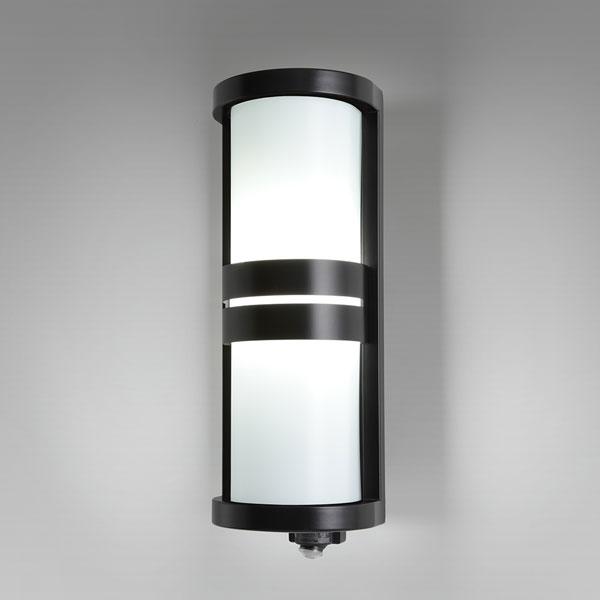【送料無料】NEC LEDポーチライト 60W形相当 昼白色 センサー機能付 SXWE-LE261735-KN