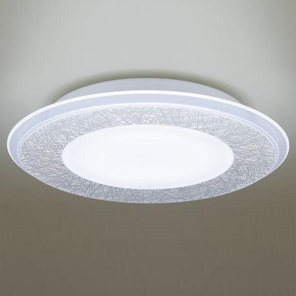 【送料無料】パナソニック LEDシーリングライト ~8畳用 昼光色~電球色 調光・調色機能付 LGBZ1196