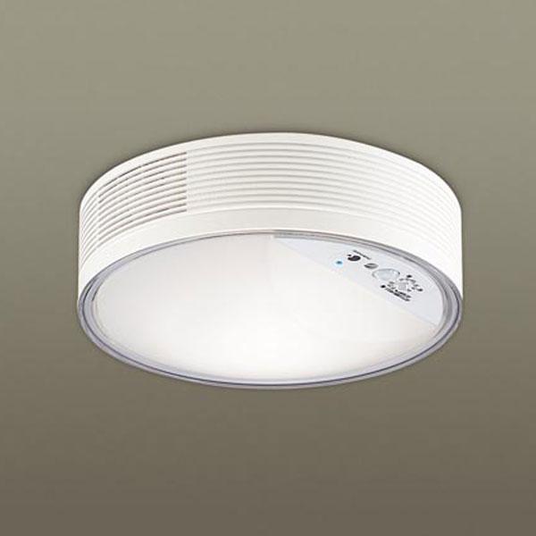 【送料無料】パナソニック LED小型シーリングライト ナノイー搭載 センサ付 白熱球60W相当 温白色 直付タイプ LGBC55004LE1