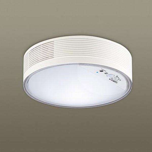 【送料無料】パナソニック LED小型シーリングライト ナノイー搭載 センサ付 白熱球100W相当 昼白色 直付タイプ LGBC55010LE1