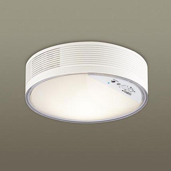 【送料無料】パナソニック LED小型シーリングライト ナノイー搭載 センサ付 白熱球100W相当 電球色 直付タイプ LGBC55012LE1