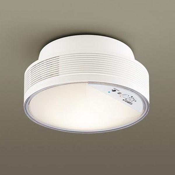 【送料無料】パナソニック LED小型シーリングライト ナノイー搭載 センサ付 白熱球60W相当 電球色 引掛シーリングタイプ LGBC55102LE1