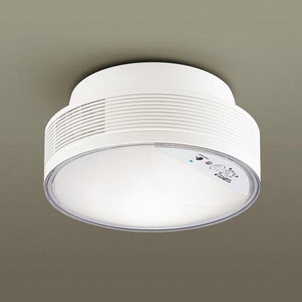 【送料無料】パナソニック LED小型シーリングライト ナノイー搭載 センサ付 白熱球100W相当 温白色 引掛シーリングタイプ LGBC55111LE1